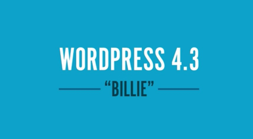 wordpress-4.3