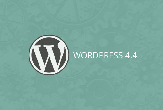 wordpress-4.4